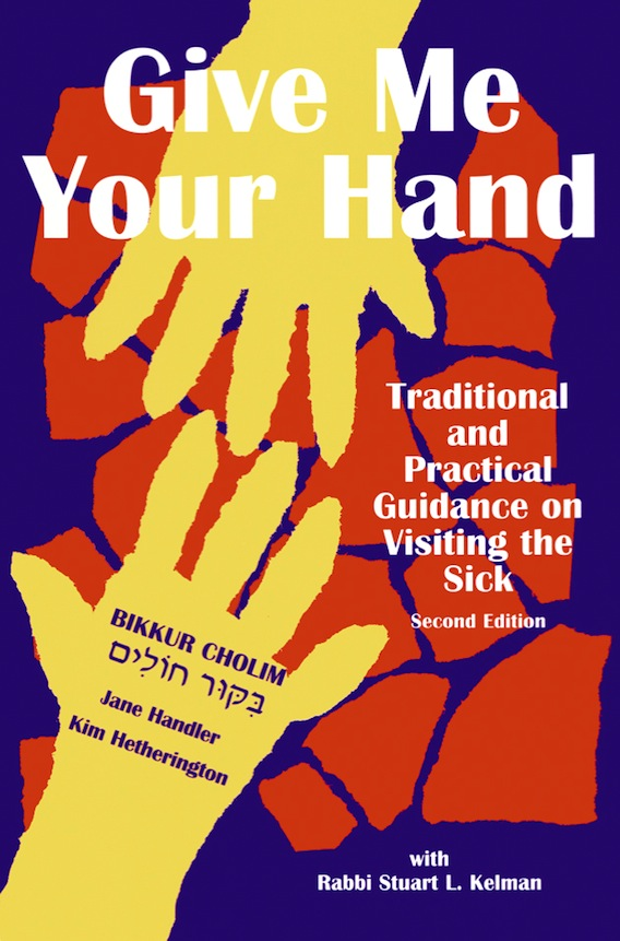 Give Me Your Hand: Guidance on Visiting the Sick - Click Image to Close