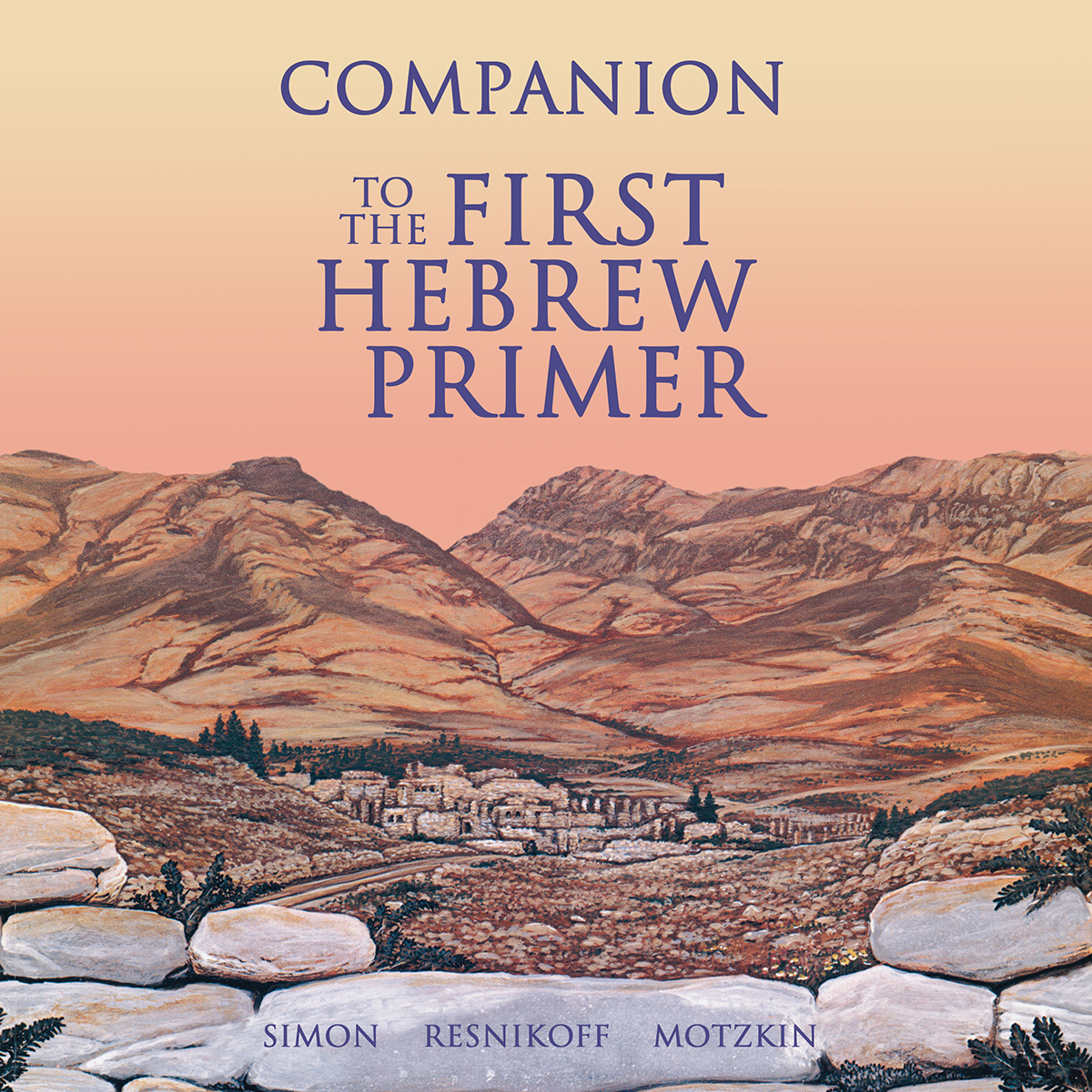 Companion to the The First Hebrew Primer (Audio Download)
